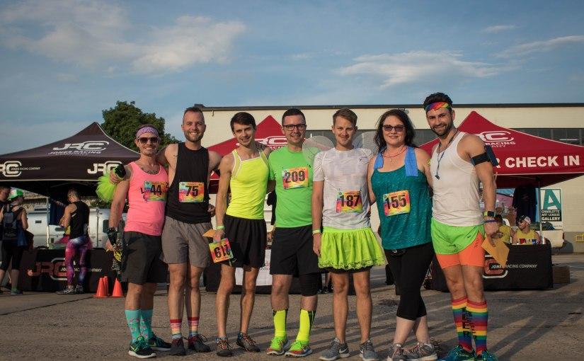 Stonewall Rainbow Run2018