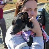 Dog Adoption Hearts Beat as One